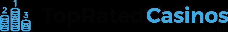 TopRatedCasinos.co.uk Logo