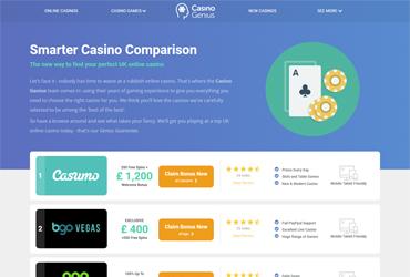 Casino Genius Screenshot
